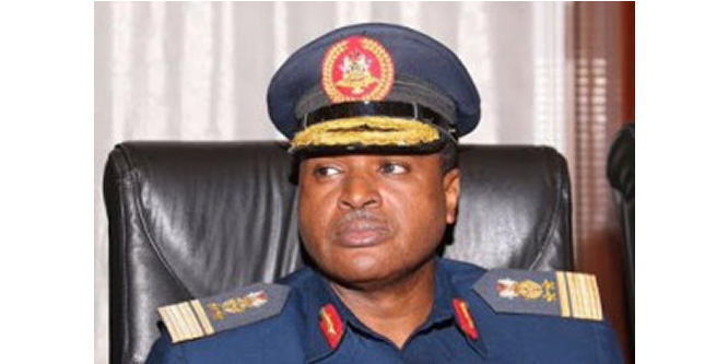 Insecurity: We must develop capacity of our Force – CAS