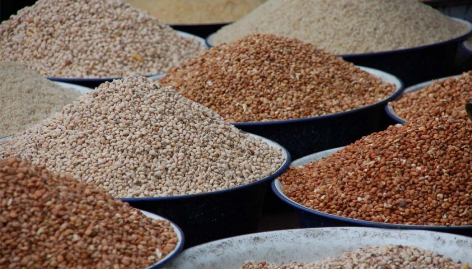 Price of yam increases by 30%, beans stable