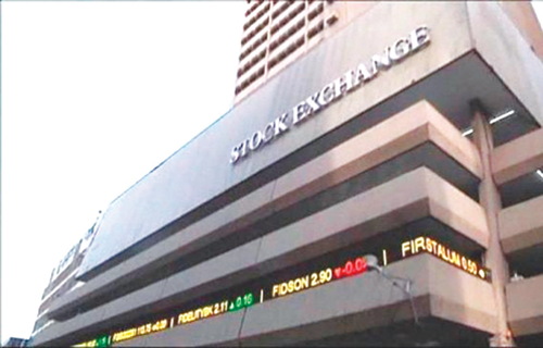 NSE records N20bn midweek decline