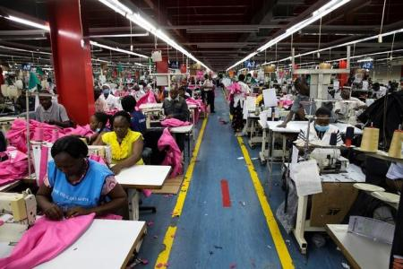Textile rebound as catalyst to self-sufficiency