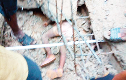 Building collapse: Stakeholders demand  emergency in housing sector