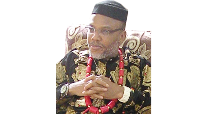 Nnamdi Kanu: We'll catch govs owing salaries if they come abroad