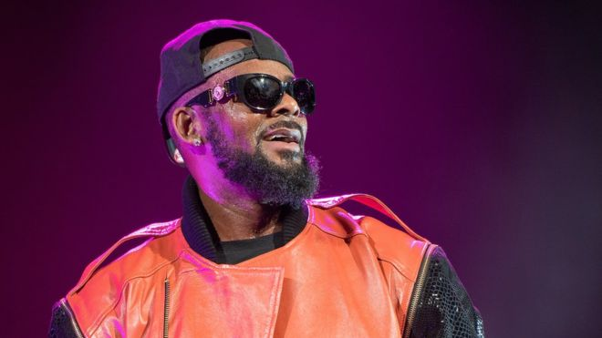Sex trafficking: Police arrest singer, R. Kelly