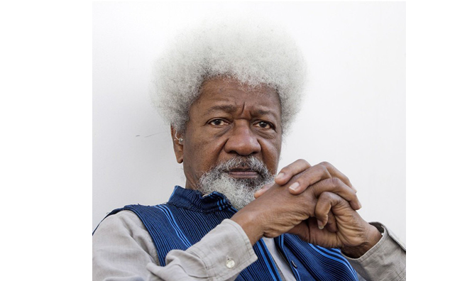 Soyinka: Nigeria's problems have overwhelmed Buhari