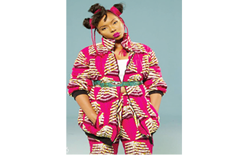 Yemi Alade set to release, 'Woman of Steel'