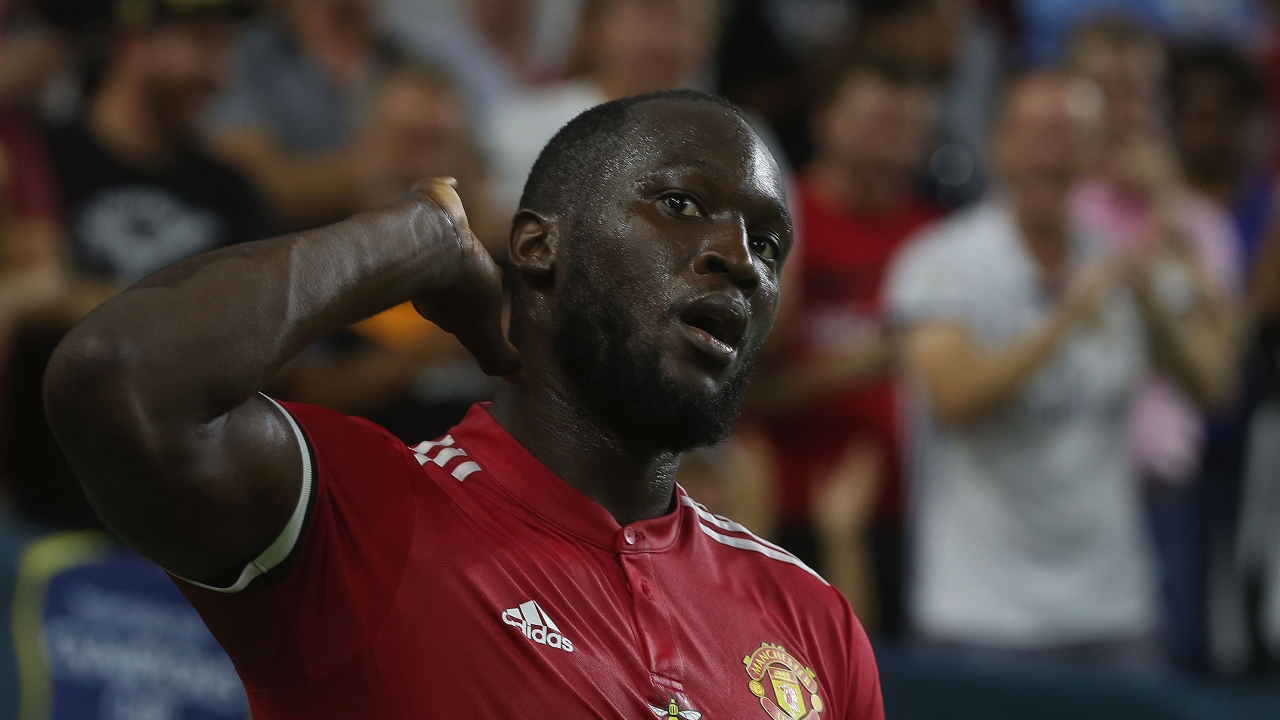Man Utd reject £54m Inter bid for Lukaku
