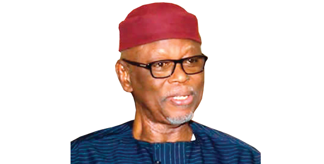 Oyegun to Oshiomhole: Stop heating up Edo polity