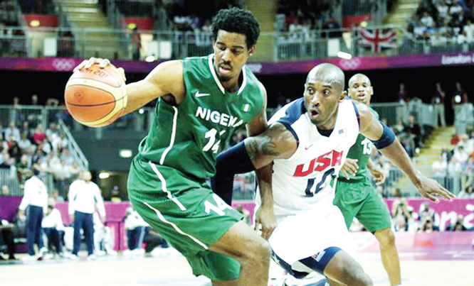 FIBA World Cup: D'Tigers to face Argentina, Russia, Korea