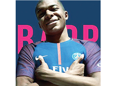 Mbappe named most valuable U-21 player in the world