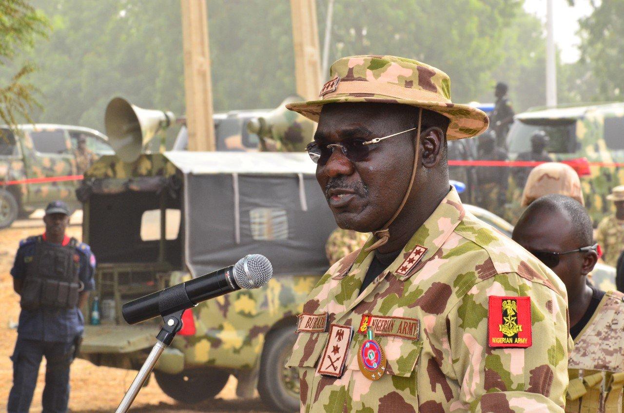 Chief of Army Staff, Tukur Buratai, loses father