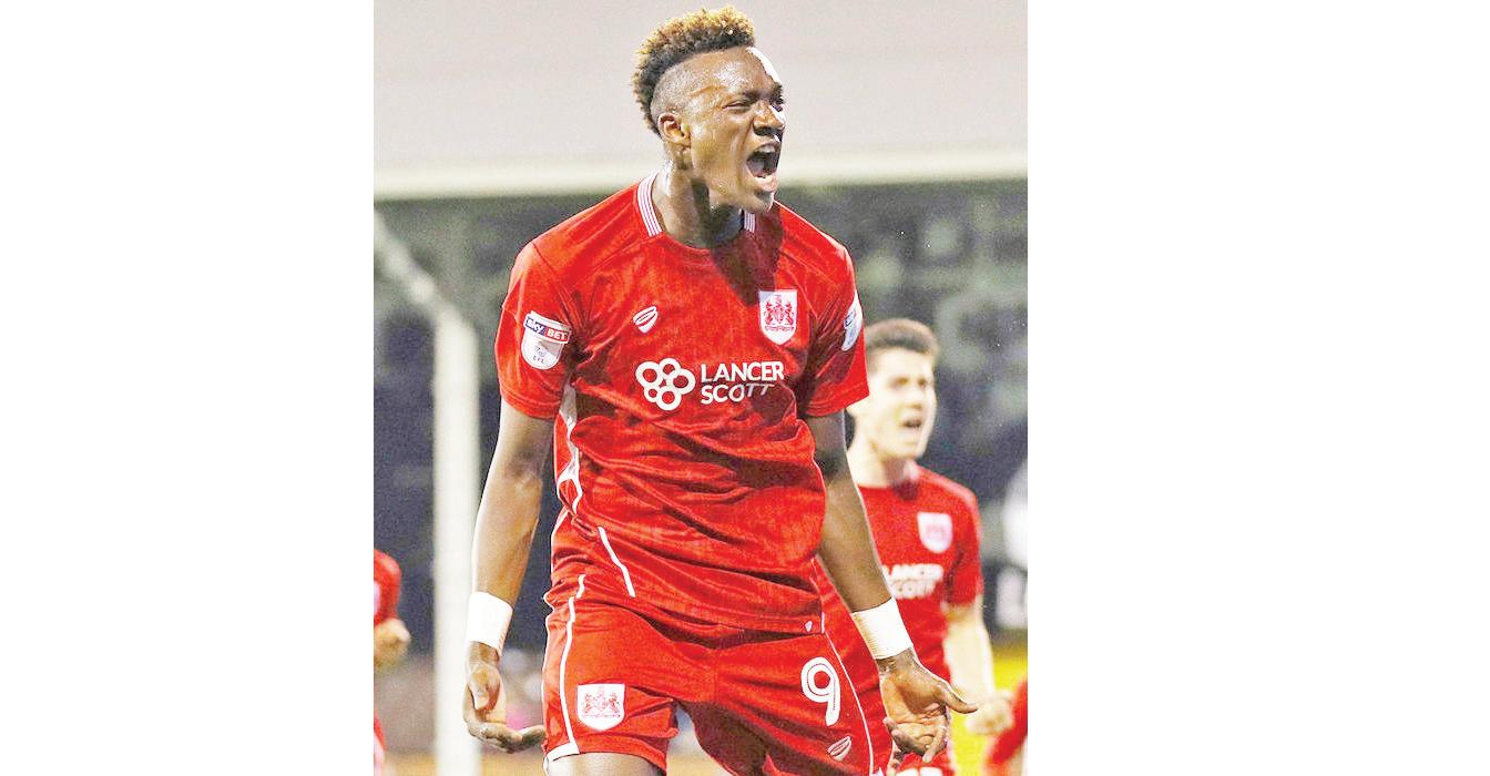 Abraham must snub Nigeria  –Southgate
