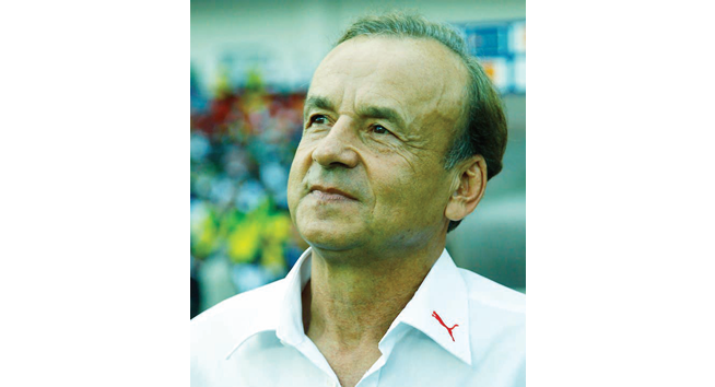 NFF won't renew Rohr's contract