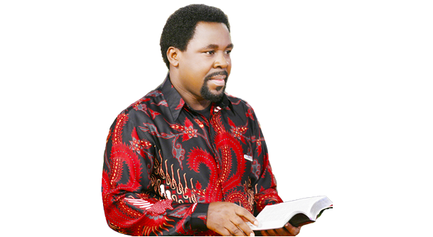 T.B Joshua honours victims of building collapse