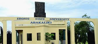 Ebonyi varsity sacks 63 lecturers, staff for forgery, sexual harassment