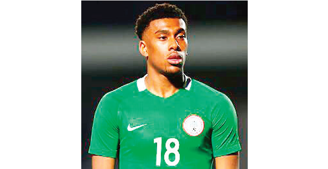 S'Africa v Nigeria: Nwosu charges Iwobi over Eagles'  No.10 role