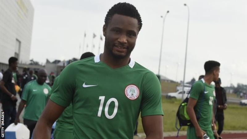 AFCON:  Mikel, Iheanacho return to Eagles