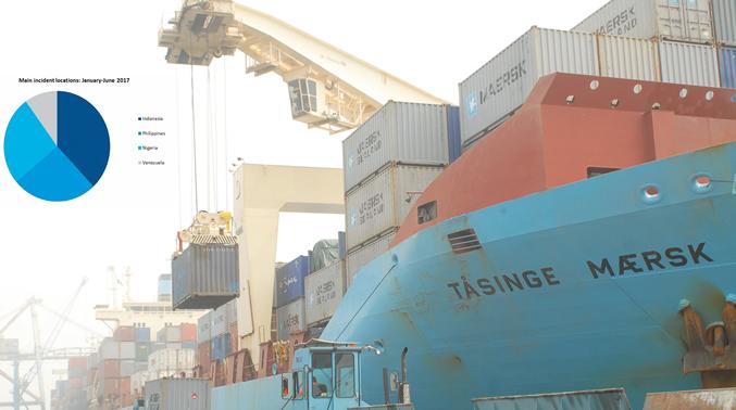 Nigeria as hotspot of piracy