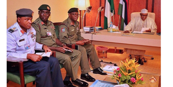 Buhari summons expanded security meeting