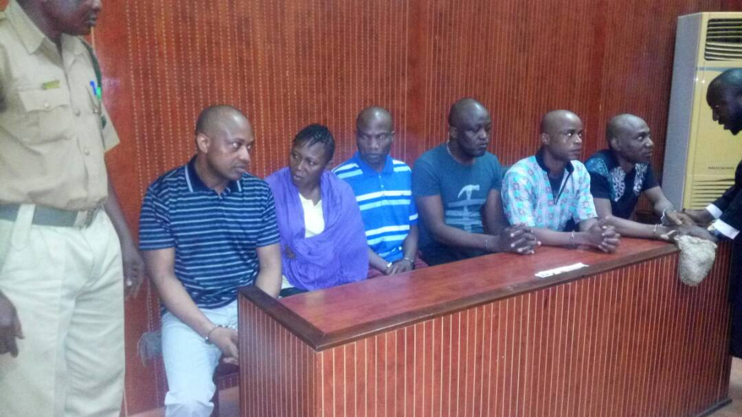 Evans: Court admits police statement of gang members in evidence