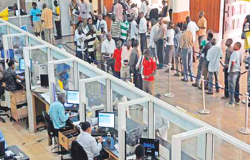 Tax to GDP ratio for African countries improves –Report