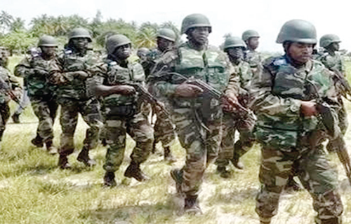 Army: Law-abiding Nigerians have nothing to fear about our operations