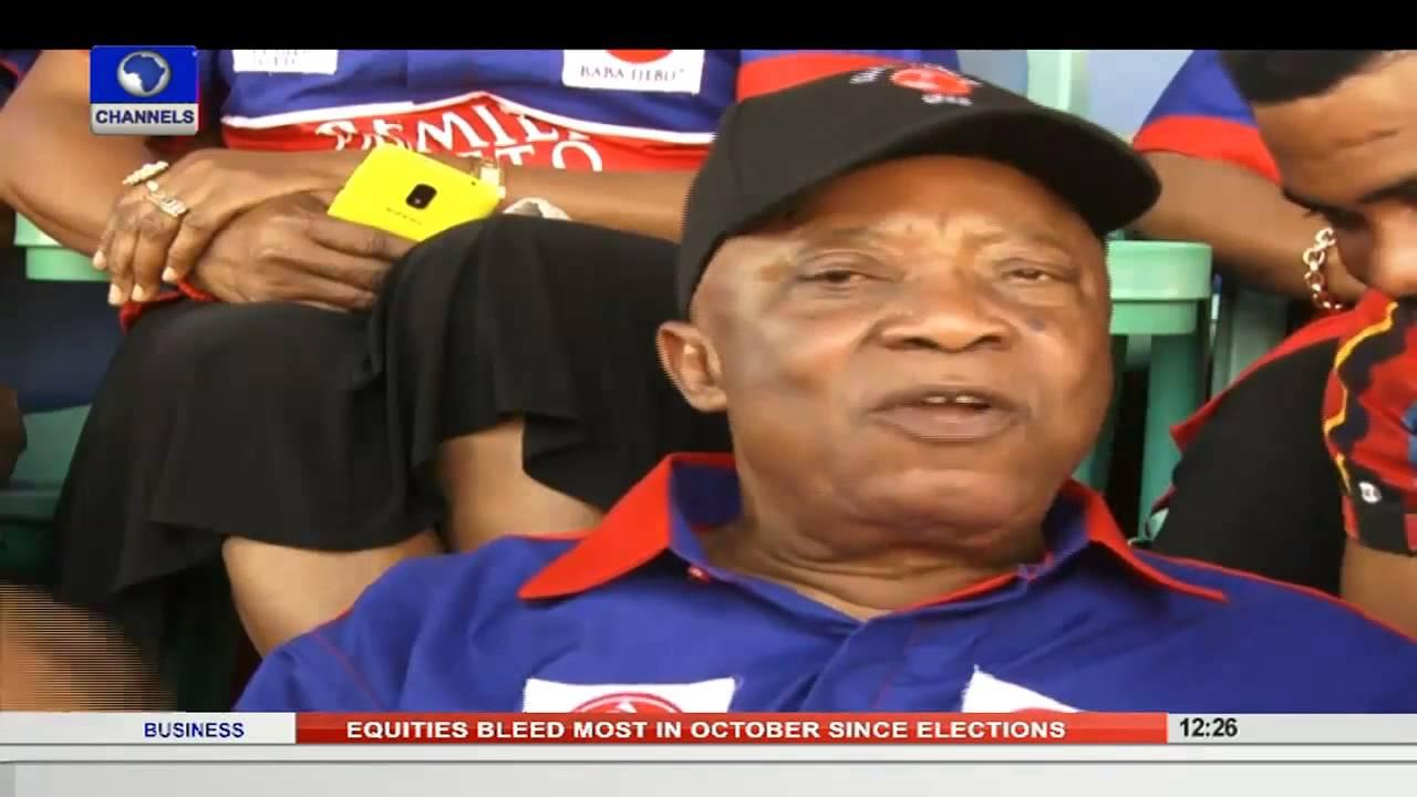 Buhari felicitates with `Baba Ijebu' at 82