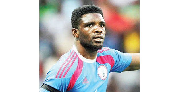 Akpeyi suspended in South Africa