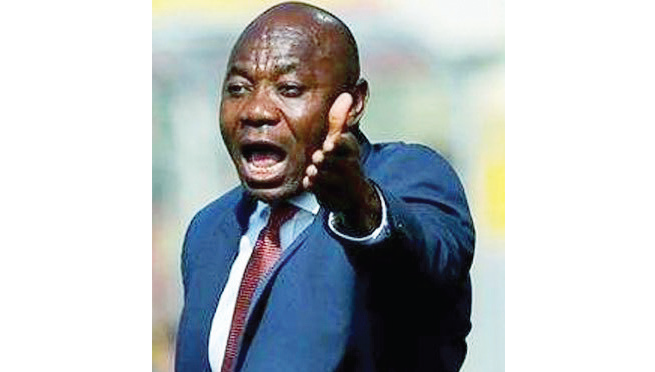 Emmanuel Amuneke: Eagles'  youthfulness, big plus for Nigeria