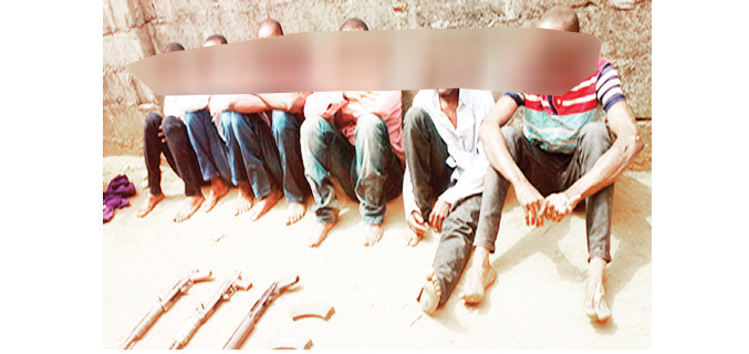 Kidnappers demand N55m to free LG staff, NURTW scribe