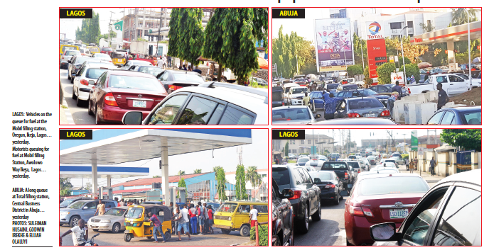 Yuletide: Fuel scarcity cripples activities
