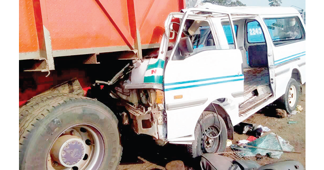 Trailer kills 4, damages 5 vehicles in Jos