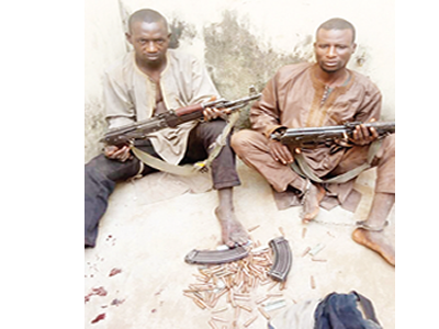 Court remands 2 men for alleged kidnap of neighbour's son