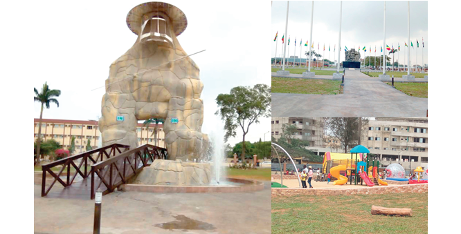 JJT Park: Setting Lagos  on  tourism path
