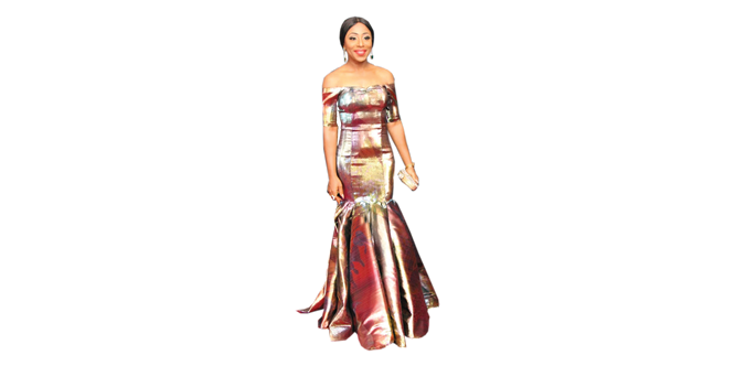 Dakore Akande: Gorgeous Diva