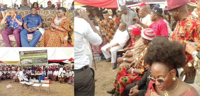 Ezumezu Igbere: Lifting community through age grade
