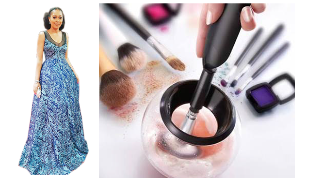 Easy makeup tools' hygiene