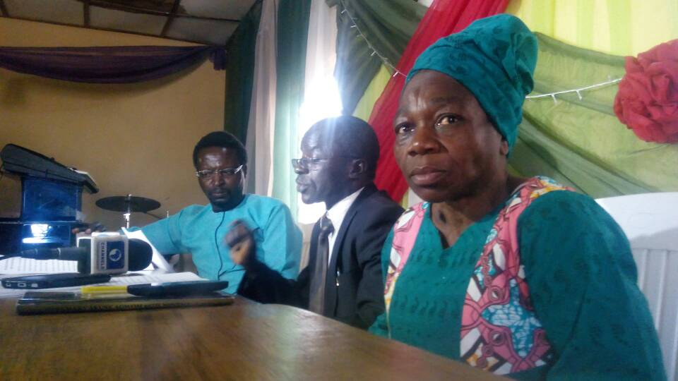 Widow Cries Out Over Forceful Abduction Of Son By DSS