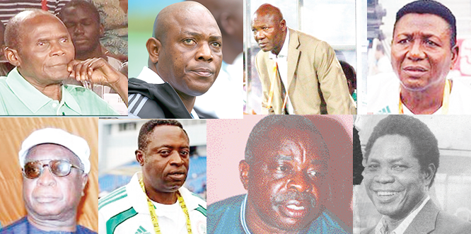 Nigerian national team coaches that died in penury