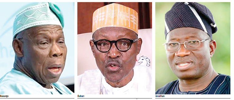 How Nigeria's presidents emerged from 1960 to 2015