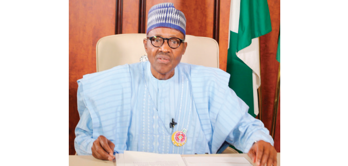 Nigerians must learn from Joshua – Buhari