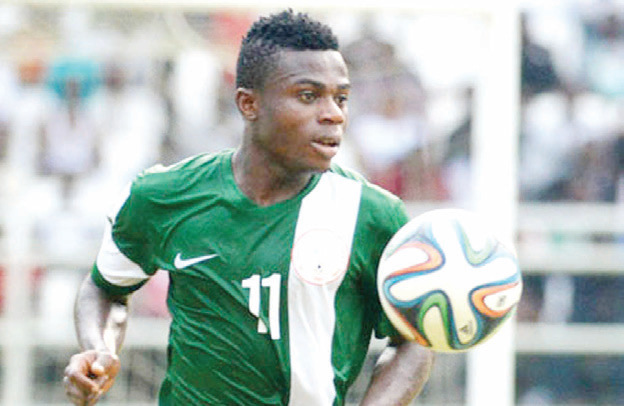 AFCON: I can play in any position – Simon
