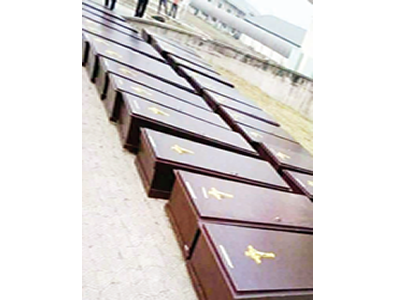 Herdsmen killings: Benue stands still as 73 victims are buried
