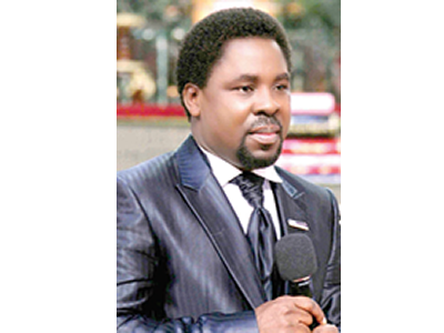 Nazareth meeting: T B Joshua disarms opposition with message of love