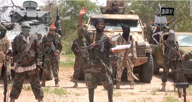 Nigeria seeks Russia's help to eliminate Boko Haram