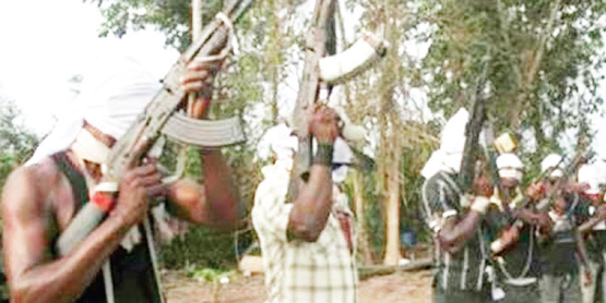Bandits' attacks: PDP blames Niger gov's truancy for unending insecurity