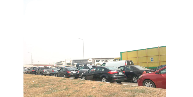 Groaning, chaos over toll increase