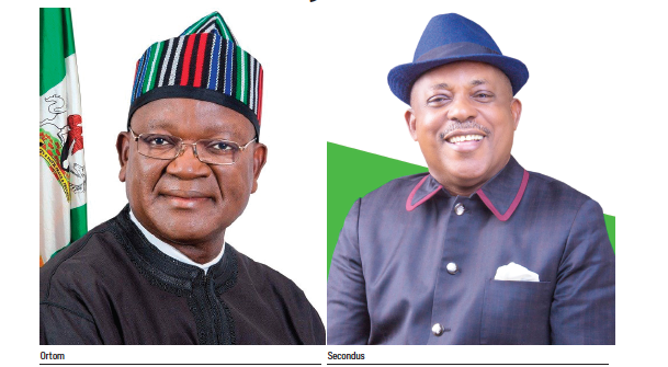 Ortom on the way to PDP?