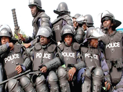 Benue: Police foil attempt by thugs to attack protesting retirees at Govt House
