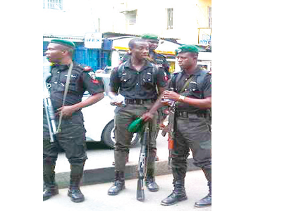 Labour Party backs Senate on state police