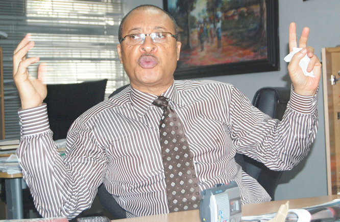 Govt must stop indiscriminate termination of contracts, concessions –Utomi